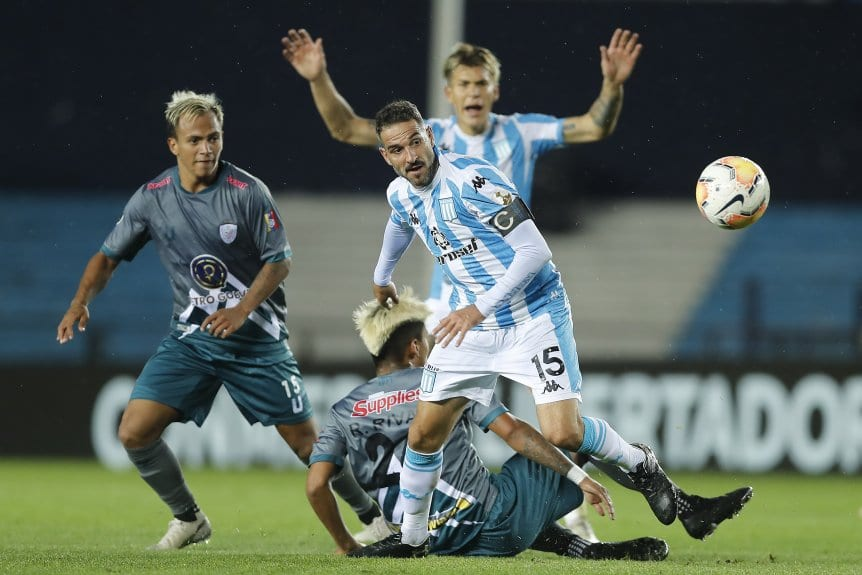 Sin margen de error, Racing recibe a Flamengo