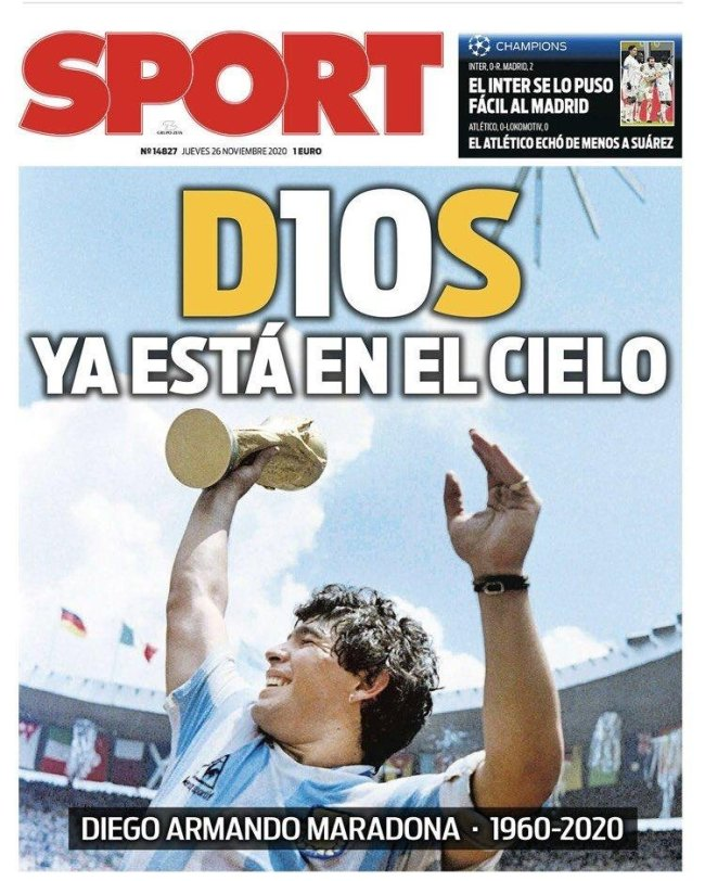 El mundo rendido a los pies de Diego 11