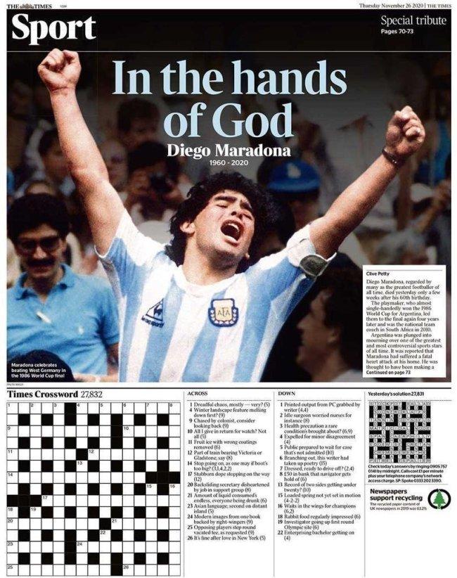 El mundo rendido a los pies de Diego 14