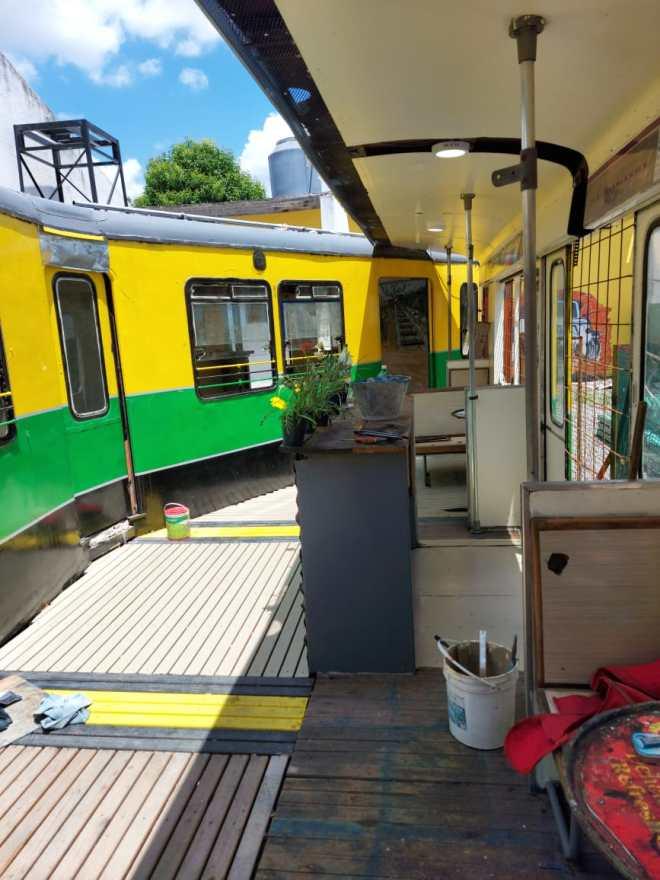 """Ituzaingó: desde este viernes ya se podrá visitar """"La Estación Ratti"""" 1"""
