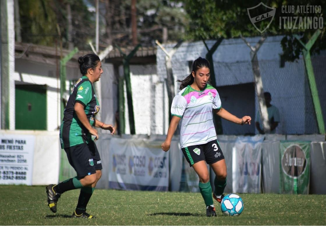 Fútbol femenino: Las Leonas del CAI van por el ascenso