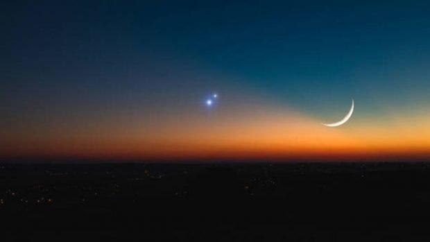 """Gran Conjunción de Júpiter y Saturno: en minutos veremos la """"Estrella de Belén"""""""