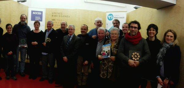 Premi Jacint Dunyó de cooperativisme, economia social i solidària