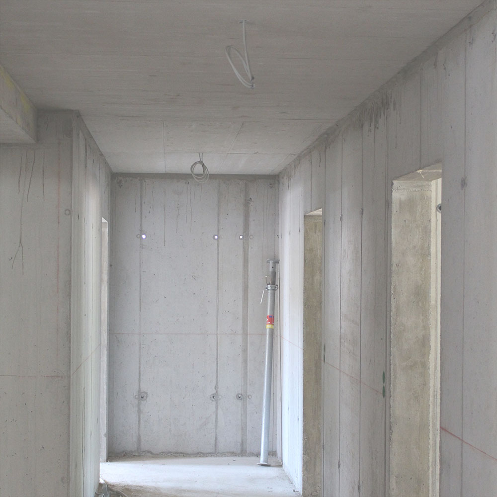 Elektroinstallation Immobilienprojekt