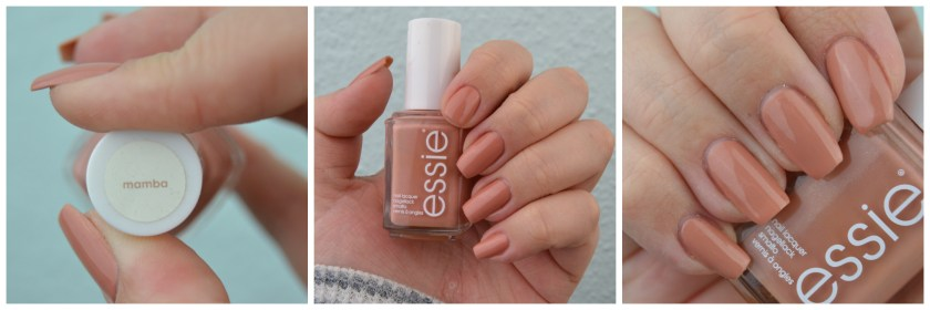 Essie, Mamba, Nail, Nails, Nagellack, swatch, swatches, nailswatch, tragebild