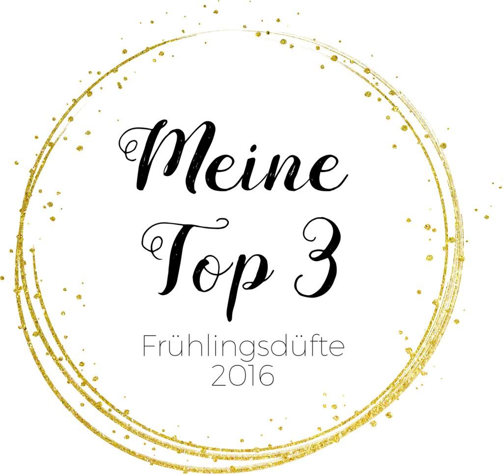 Blogparade – Meine Top 3 Frühlingsdüfte 2016