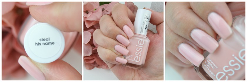 Essie, Steal His Name, Bridal, LE, 2016, Swatch, Swatches, Nailswatch, Tragebild, nail, nails, polish, lacquer, varnish