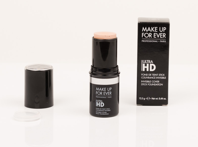 Review – MUFE Ultra HD Invisible Cover Stick Foundation