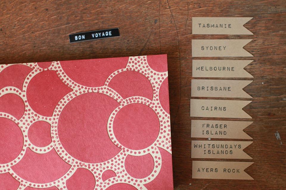 carnet voyage australie