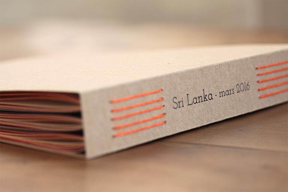 Carnet de voyage Sri Lanka