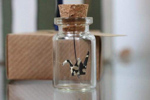 amulette Origami #4