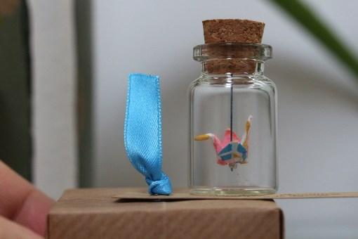 amulette Origami #9