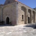 Cyprus - kláštor Agia Moni