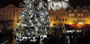lacne dovolenky vianočná praha