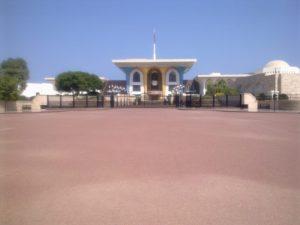 lacné dovolenky Sultánov palác a okolie Muscat