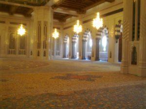 lacne dovolenky Veľká Mešita sultána Qaboosa