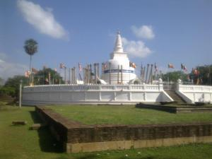 lacne dovolenky Anuradhapura