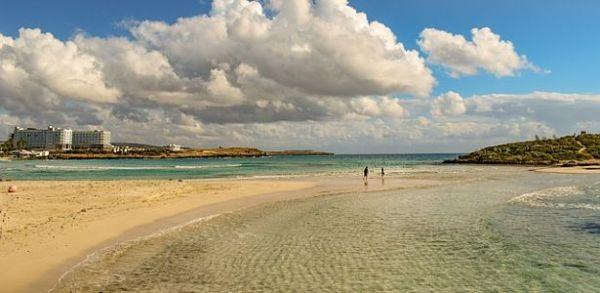 aya napa beach lacne dovolenky