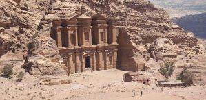 jordánsko lacné dovolenky