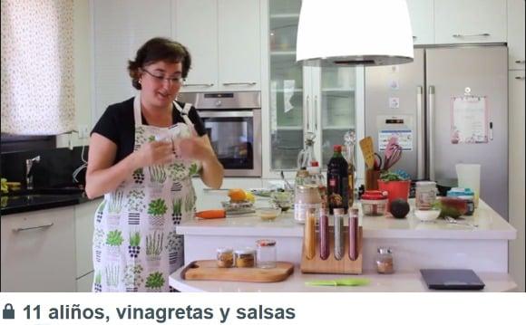 11 vinagretas