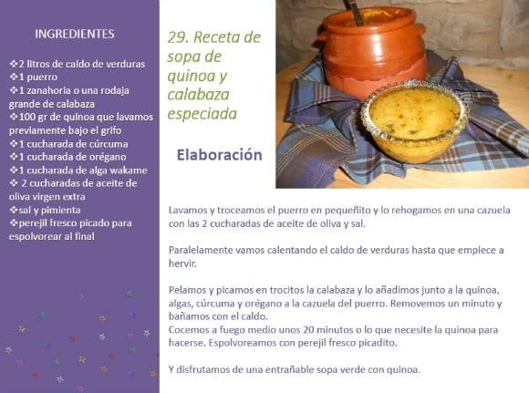 30 recetas de cuchara 1 - ¡Vivan las sopas!: ebook gratuito con 30 recetas de sopas y cremas