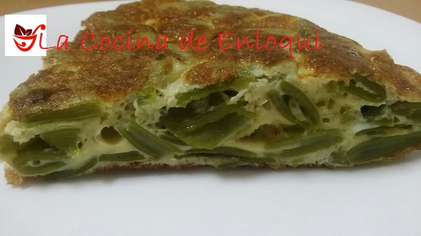 21.03.16 tortilla de habichuelas verdes (3)