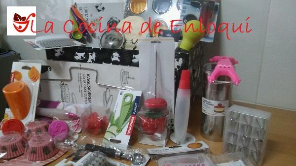 Utensilios de cocina. Parte II