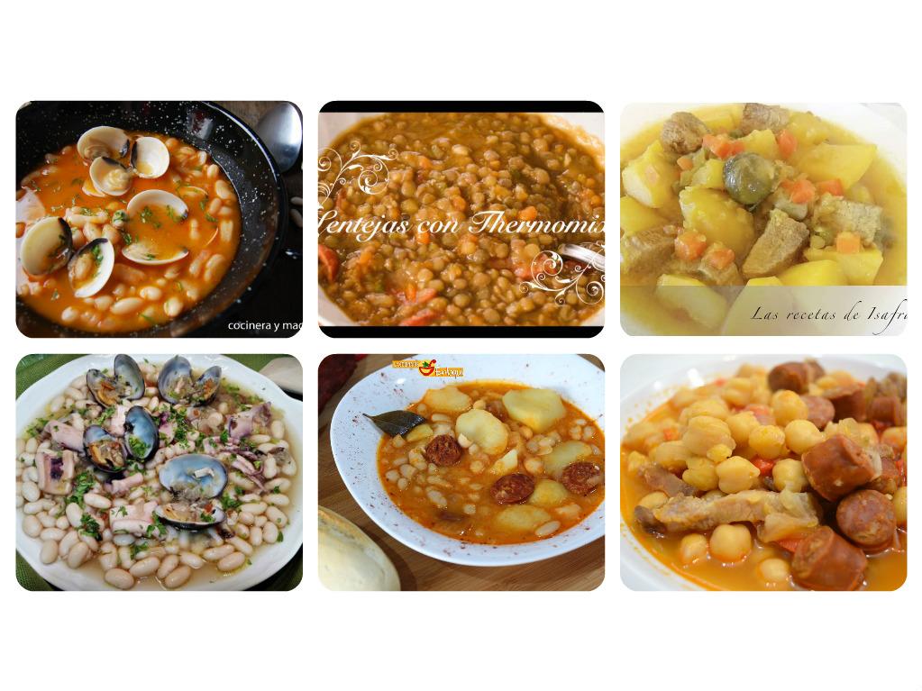 Platos de cuchara tradicional la cocina de enloqui for Platos de cocina