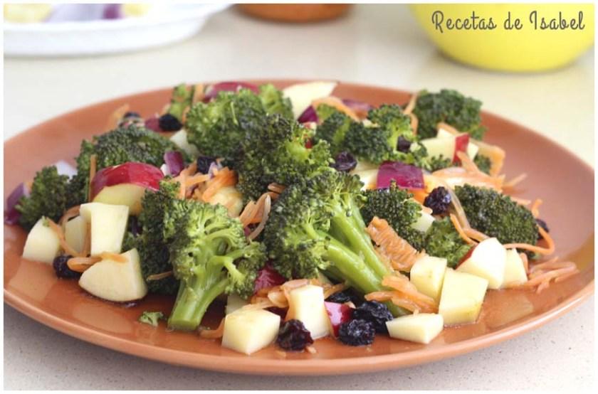 Ensaladas para una dieta saludable