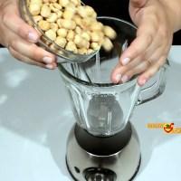 Nutella casera o crema de cacao con avellanas