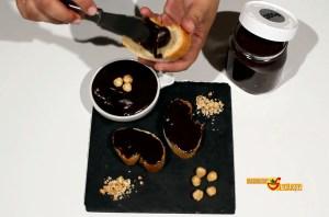 Nutella casera
