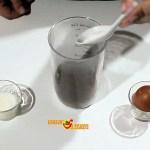 Mug cake de cacao