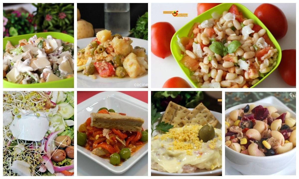 Las mejores ensaladas para el verano