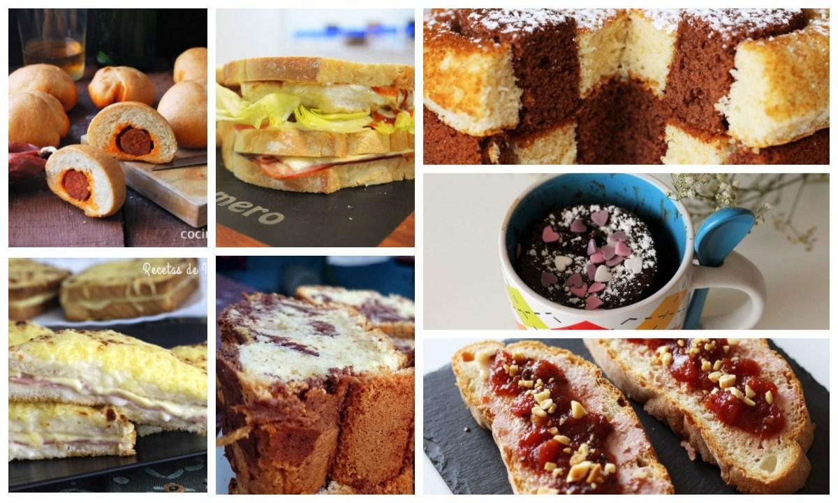 7 meriendas dulces y saladas