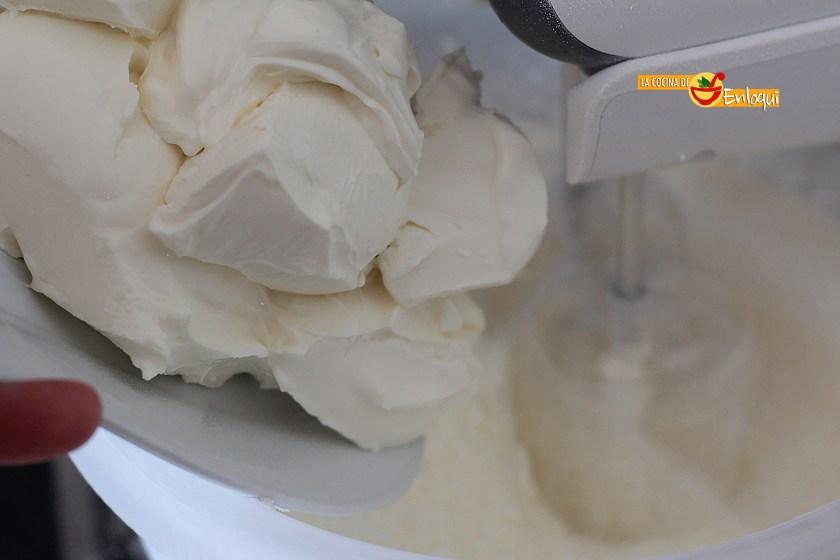 Frosting de queso