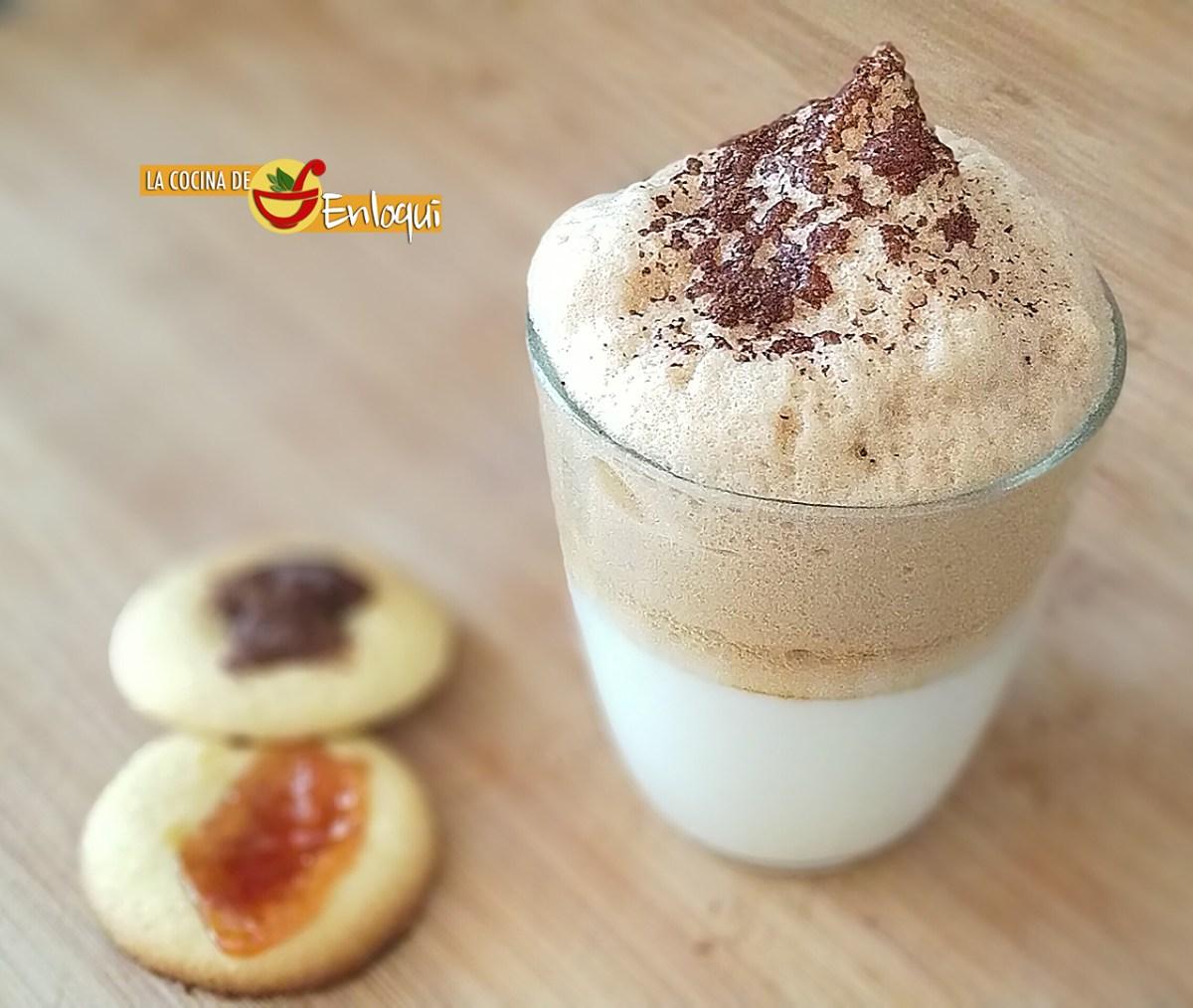 Café Dalgona al más puro estilo profesional
