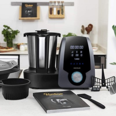Cecotec Robot de Cocina Multifunción Mambo 7090