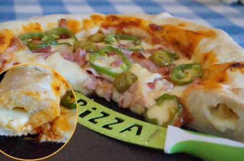masa de pizza casera pizzahut