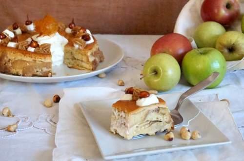 tarantella de manzana