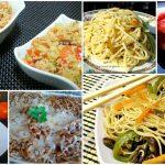 Seis recetas fáciles y sencillas de pasta