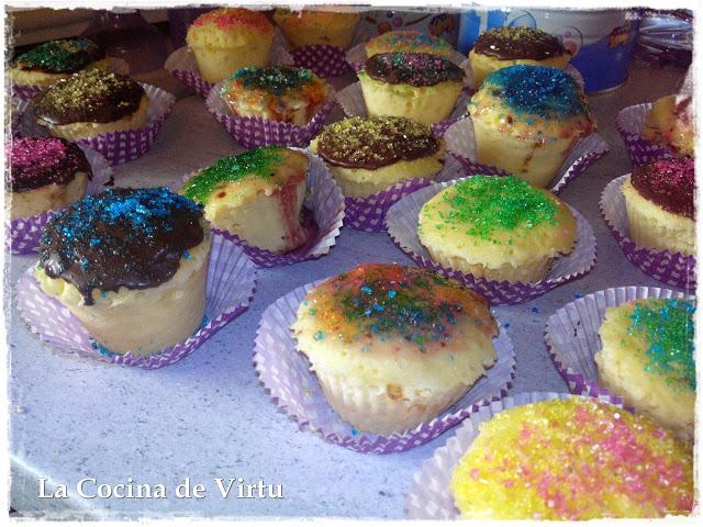 receta cap cakes de leche condensada la cocina de virtu