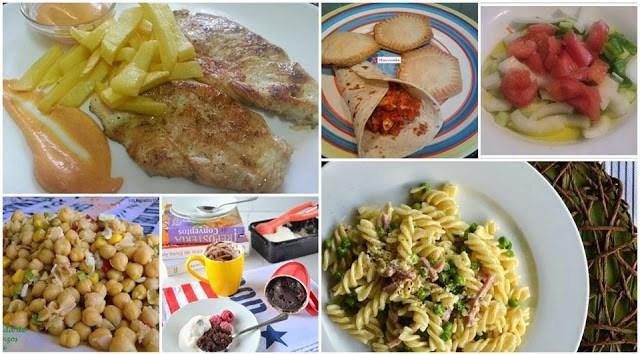 recetas rapidas y faciles para cuando no hay tiempo o ganas de cocinar