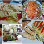 Seis ensaladas frescas para verano