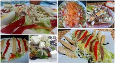 seis ensaladas frescas para verano cocina facil