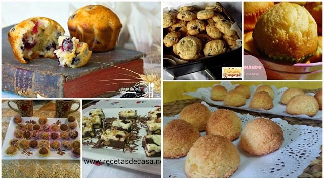 Seis delicias de dulce cocina fácil