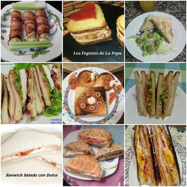 2ª parte EVENTO FIESTA DEL SANDWICH cocina facil