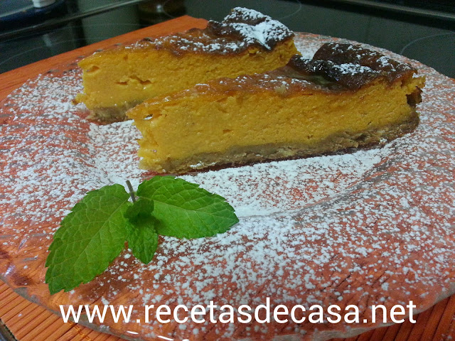 tarta de boniato cocina facil