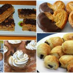 Cinco meriendas dulces de un bocado
