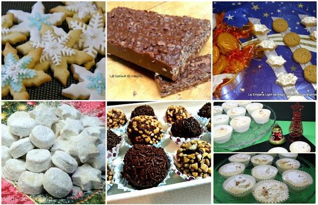 Seis recetas de dulces tradicionales de Navidad