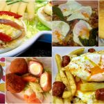 recetas fáciles de huevos